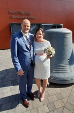 19.09.2020 Gratulation an Carolin Potthoff (geb. Musholt) und Patrick Potthoff