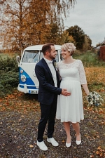 31.10.2020 Gratulation an Lena Kortboyer (geb. Arends) und Oliver Kortboyer